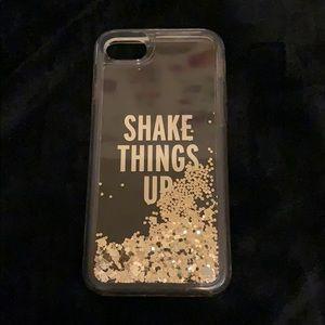 """Kate Spade iPhone 7 Case - """"Shake Things Up"""""""